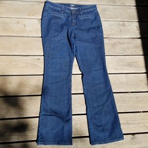 LOFT Original Bootcut Jeans
